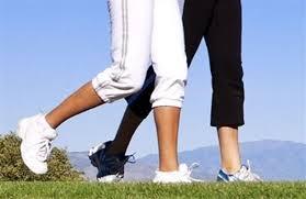 Το περπάτημα συμβάλλει στην καταπολέμηση του άγχους