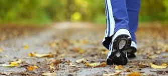 Οφέλη για την καρδιά από το γρήγορο περπάτημα.
