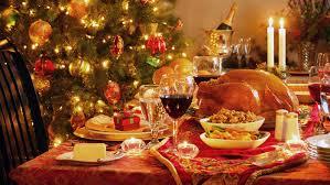 Γεύμα την περίοδο των Χριστουγέννων