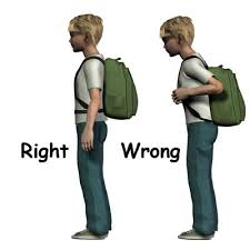 Πόνοι στη μέση και σχολική τσάντα