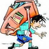 Πόνοι στη μέση, σκολίωση και σχολική τσάντα
