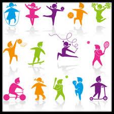 σωματική άσκηση για παιδιά