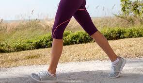 το περπάτημα σαν άσκηση