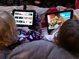 Το τάμπλετ (tablet) και τα μικρά παιδιά