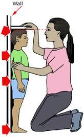 ύψος του παιδιού